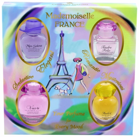 Charrier Parfums Mademoiselle France фото 1